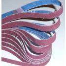 "R981 Coated Abrasive File Belts 1/2""x18""-60"
