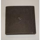 "1AX Abrasive Square Pad 1-1/2x1-1/2x1/4x1/4"" AH 60x"