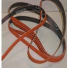 "R980 Coated Abrasive File Belts 3/4""x18""-60"