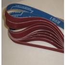 "R981 Coated Abrasive File Belts 3/4""x18""-120"