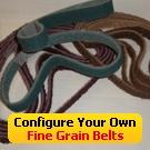Configure Your Own Fine Grain File Belts