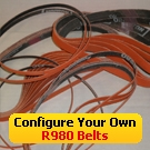 Configure Your Own R980 Coated Abrasive File Belts
