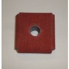"R926 Abrasive Square Pad 1-1/2x1-1/2x1/4x1/4"" AH 60x"
