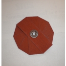 "2-1/2"" Slashed Wheel 120x"