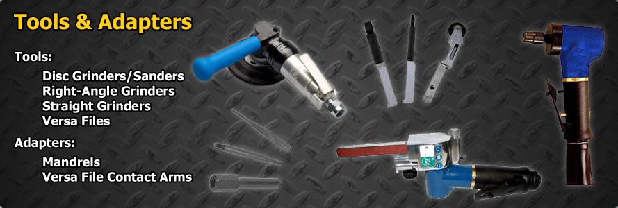 Air Tools, Grinders, Air Tool Adapters